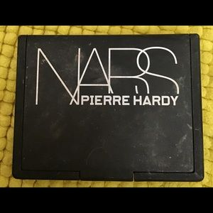 NARS Pierre Hardy Blush Palette, Rotonde tester